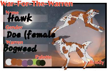 Hawk-2-WftW application