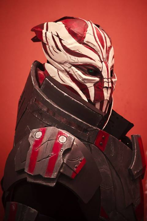 Nihlus Kryik - Mass Effect by Mick-rocks-Cosplay