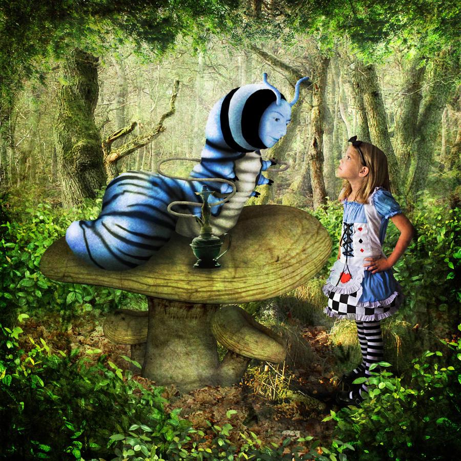 Иллюстрации К Алиса В Стране Чудес