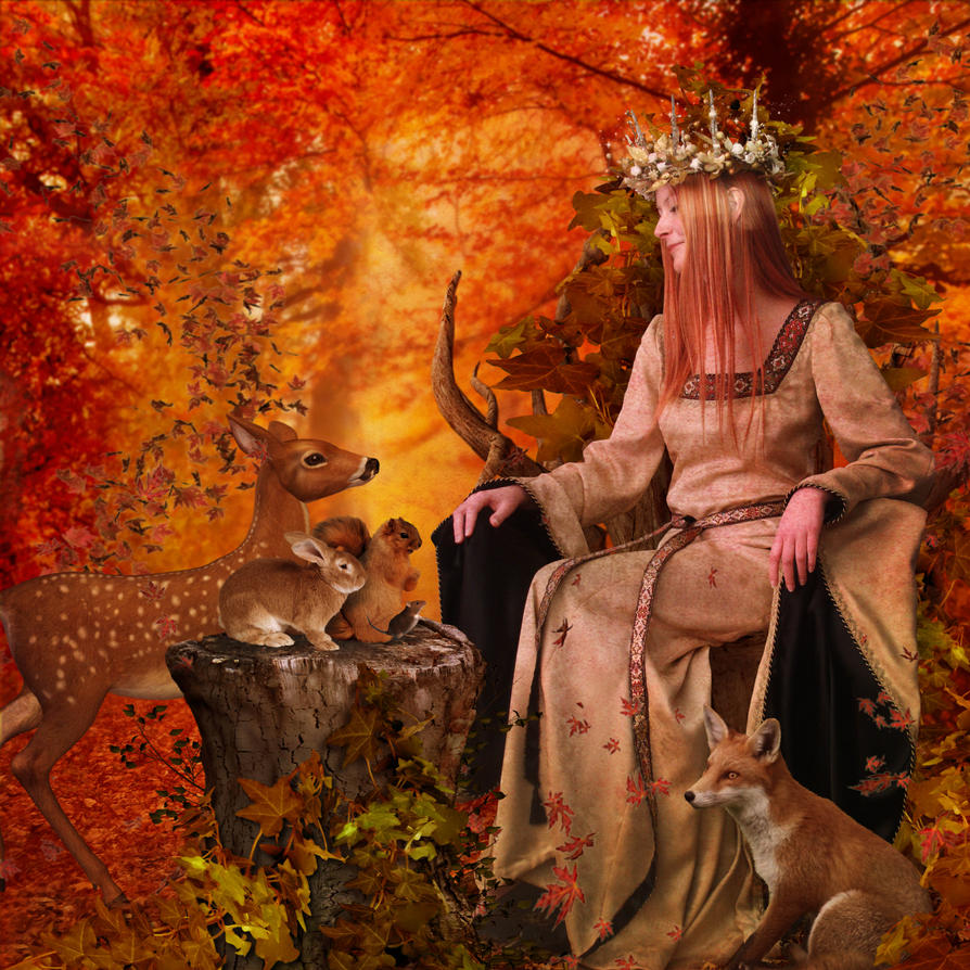 Image result for Autumn queen