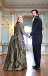 Victorian Couple 3