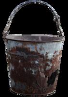 Rusty Bucket by Digimaree