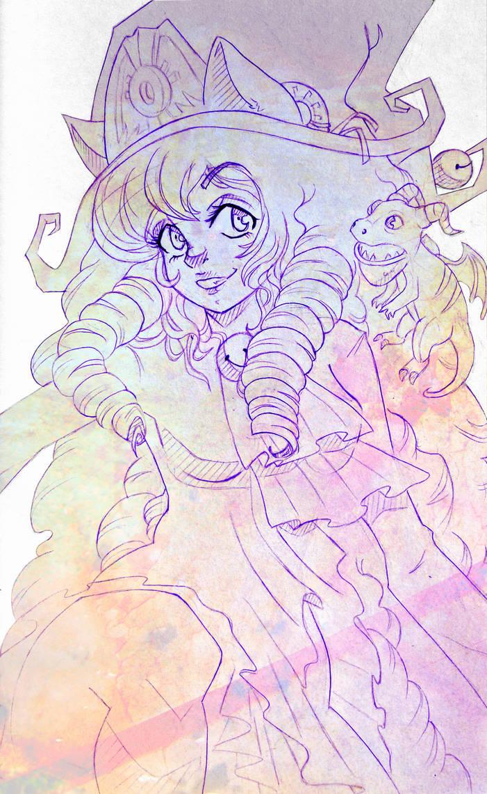Dragon Trainer Lulu