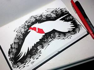 InkTober 19 - HM02