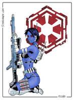 TOR Sniper by SteelhavenStudio