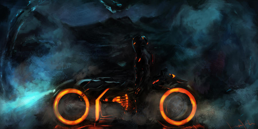 Rinzler By Hasunkhan On DeviantArt