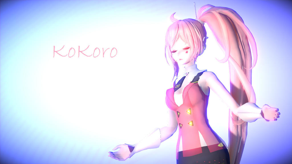 [MMD] Kokoro [Tda Uni] by SeeUVocaloid3channel