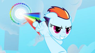 Mlp Next Gen Prism Bolts Somic Rainboom by PrincessSparkleLight
