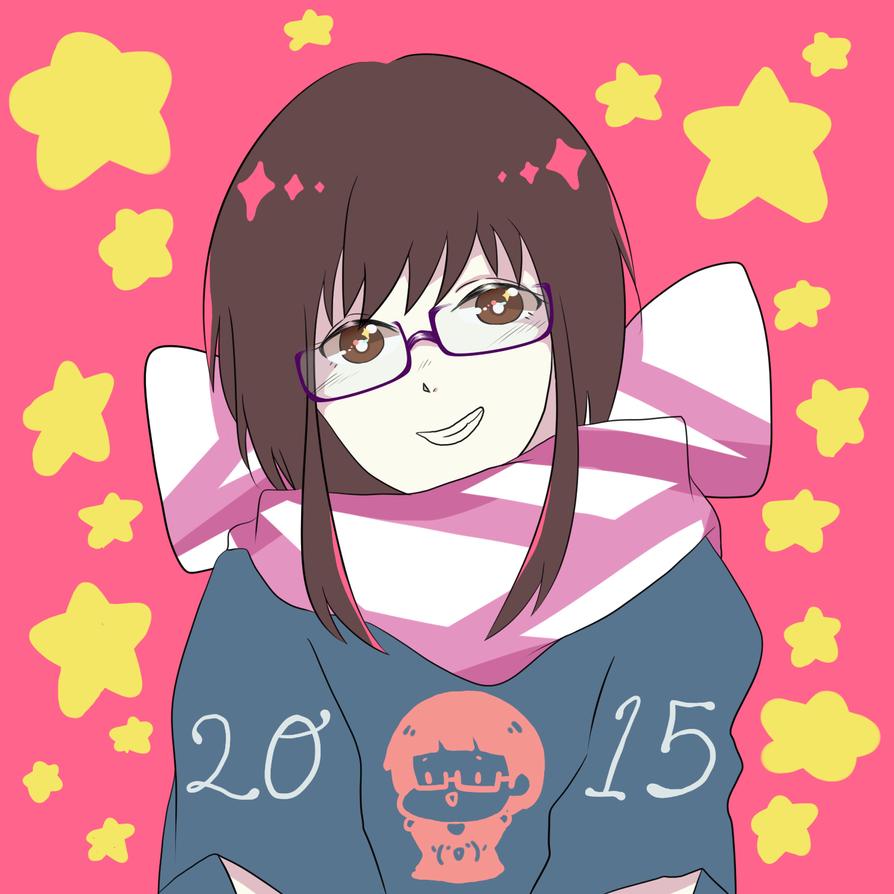 eeeeeyyy happy new year!!! by Tomatootoro