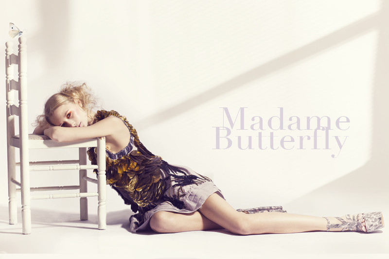 MADAMME BUTTERFLY. by sarahlouisejohnson