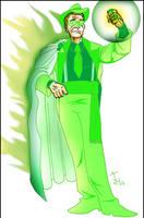 Alan Scott, Golden Age Green L by James-GF