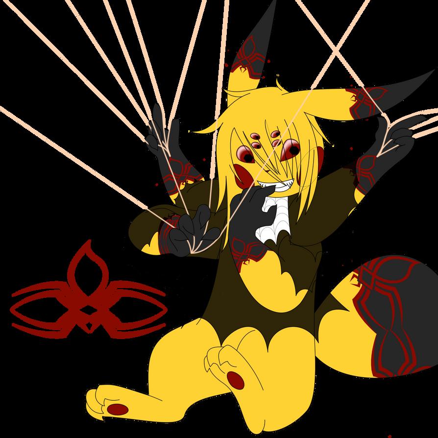 Arachnia by Lord-Siver