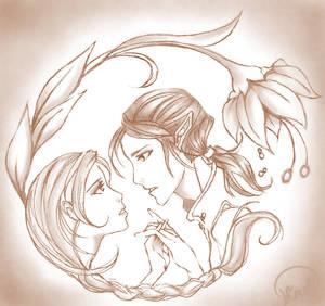 lyllienne in love