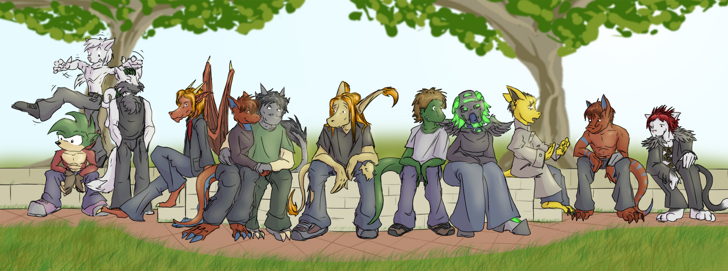 Missed Yous All by Morgoth883