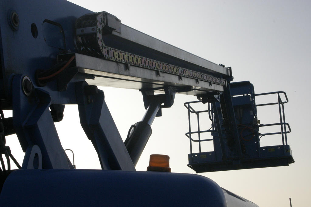 Mobile Crane by Morgoth883