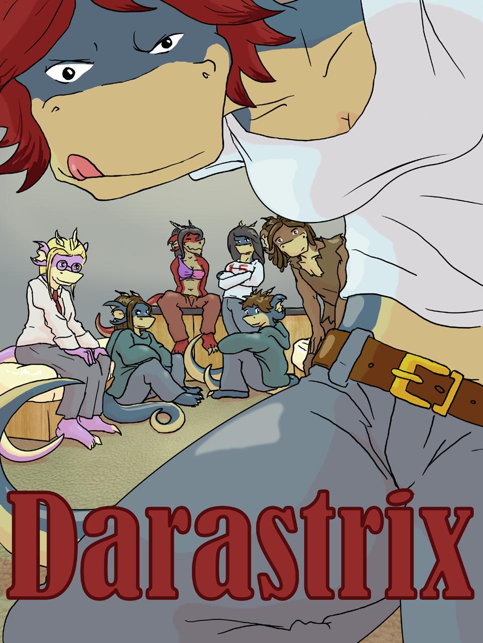 Darastrix, Page 1 by Morgoth883