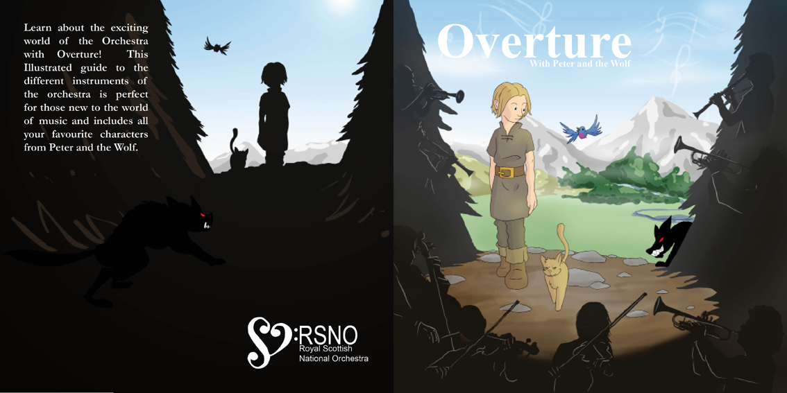 Overture Cover by Morgoth883