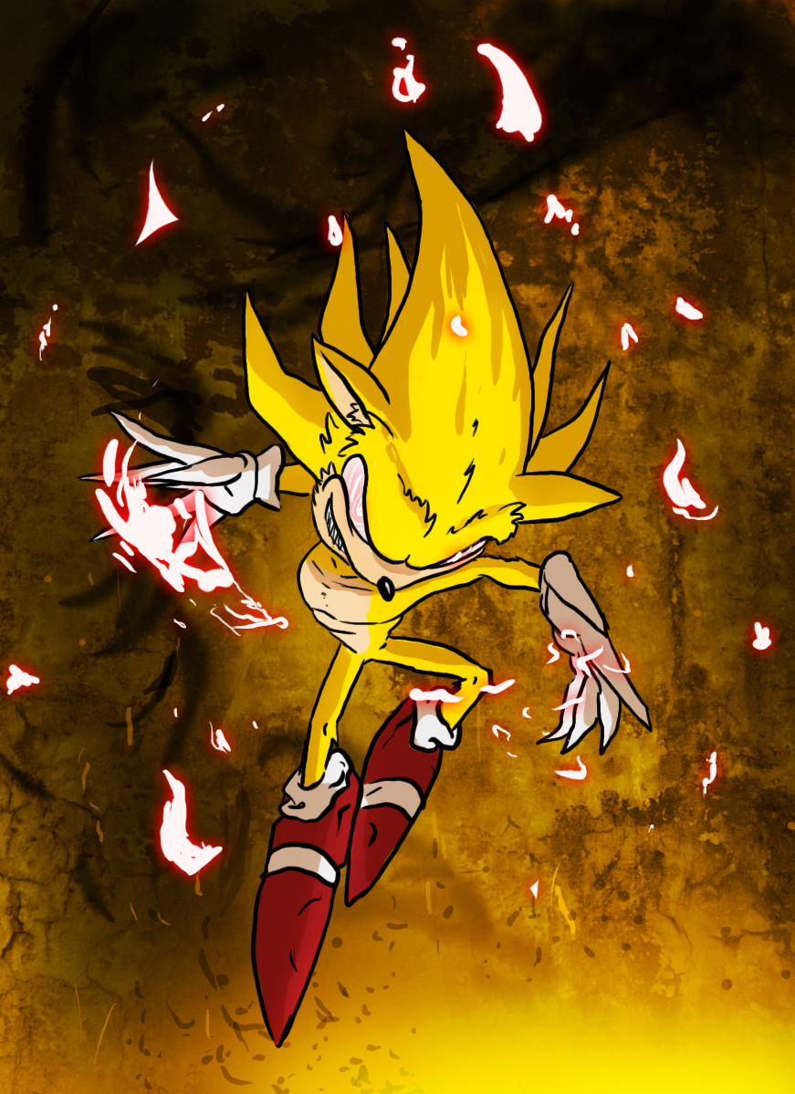 Fleetways Super Sonic by Morgoth883