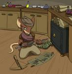 Rougish Rat