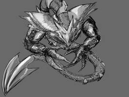Cymorg Looms by Morgoth883