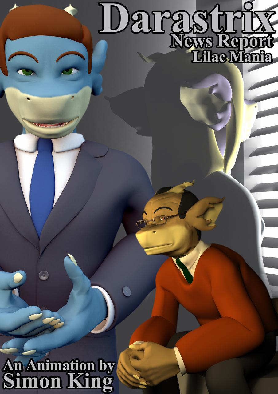 Web Darastrix Poster by Morgoth883