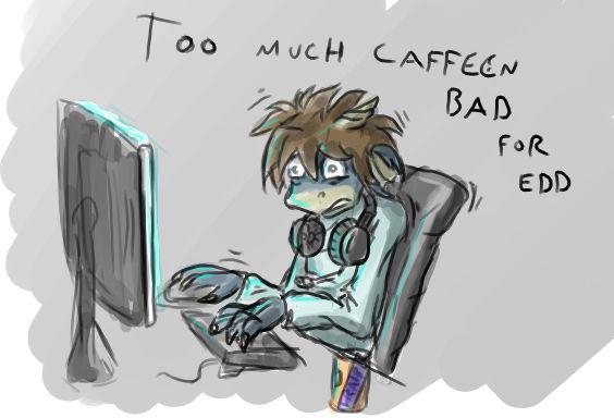 Caffeen baaad by Morgoth883