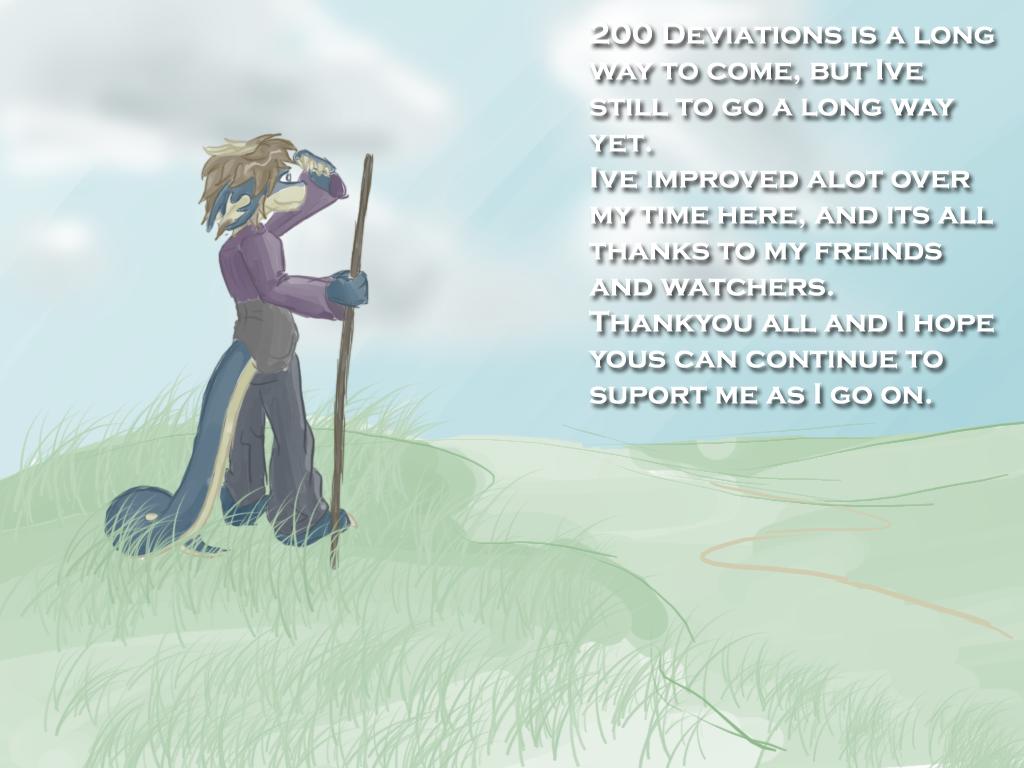 200th Deviation by Morgoth883