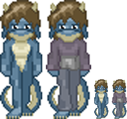 I did sprites 8D by Morgoth883