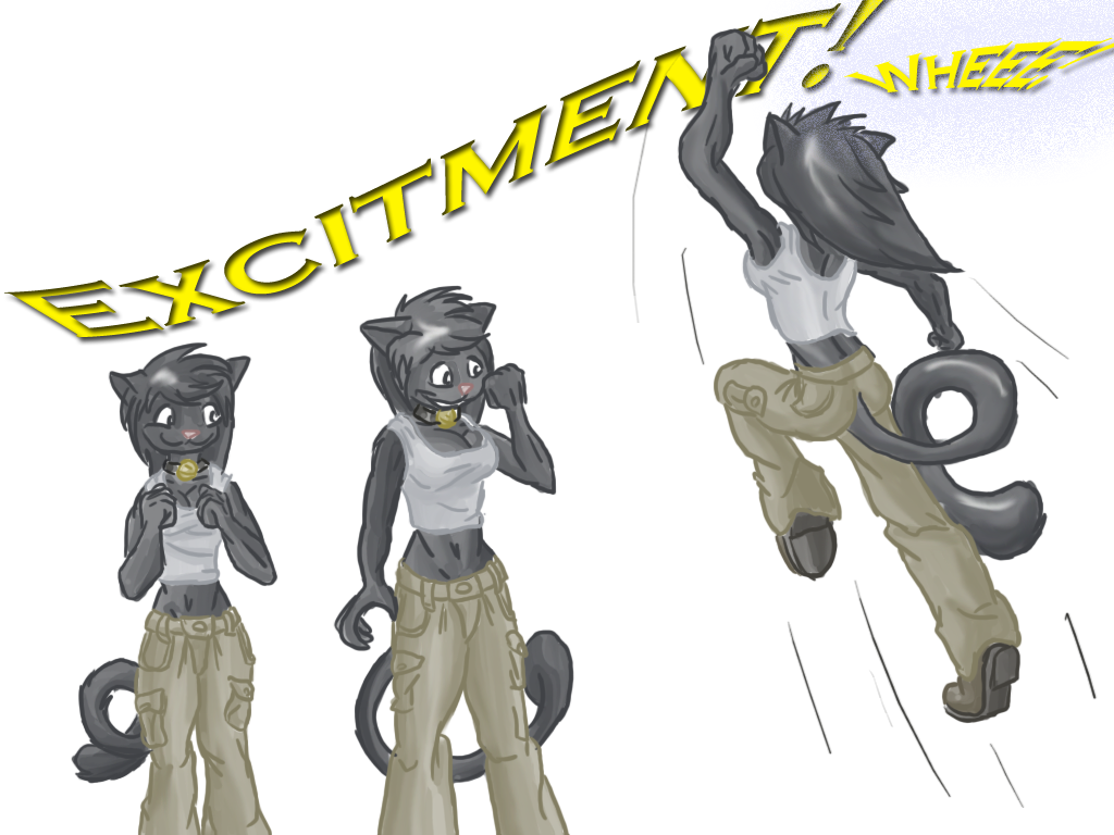 Excitment by Morgoth883