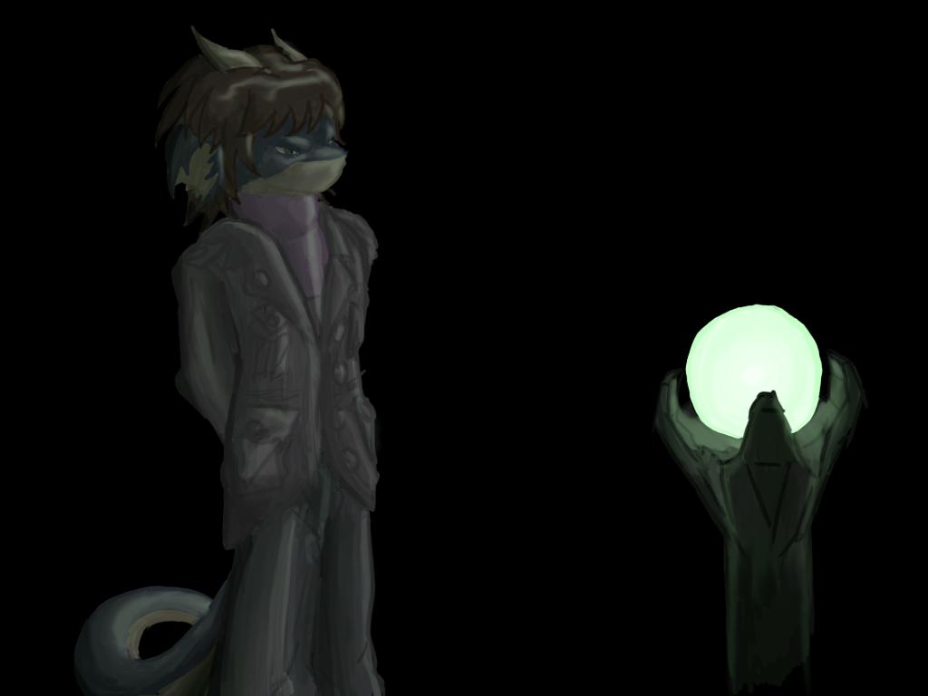 Glowy by Morgoth883
