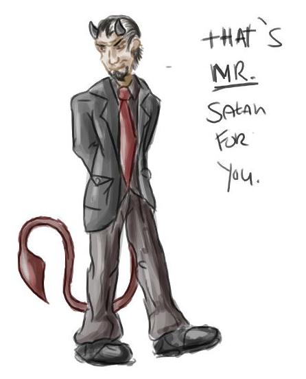 Mr Satan by Morgoth883