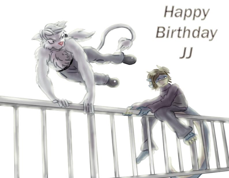 Happy birthday, JJ by Morgoth883