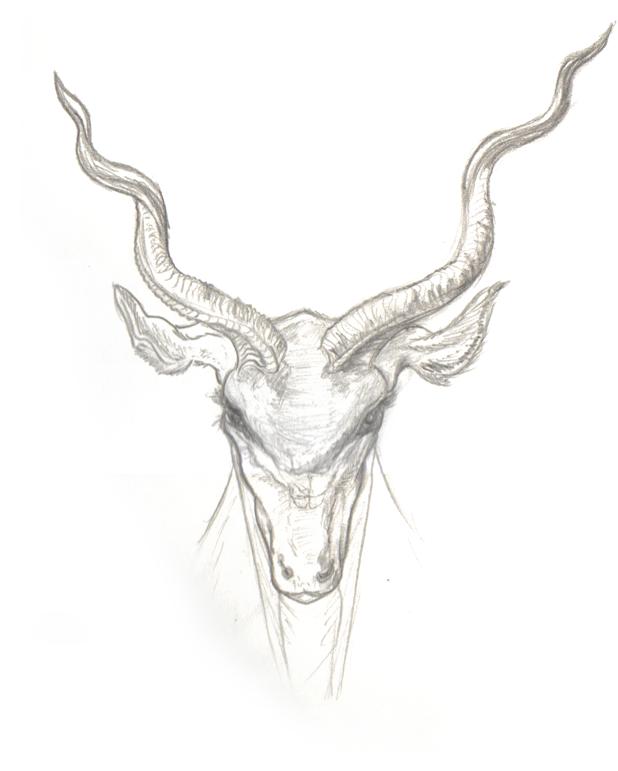 Evil Antilope by Morgoth883