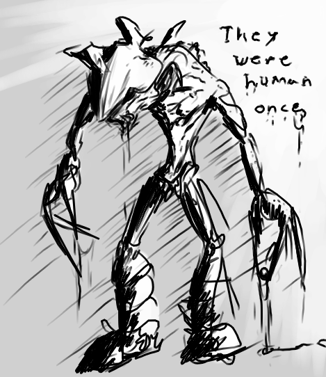 They were human once by Morgoth883