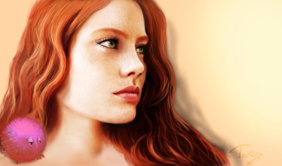 my Ginny Weasley by Trutze