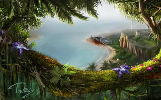 Menu Background by Trutze