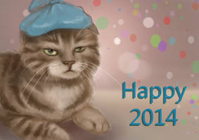 Happy new year by Trutze