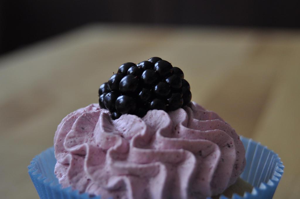 handpicked blackberries