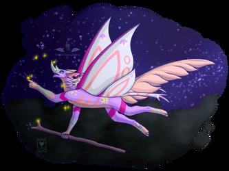Fireflies Daiten prompt