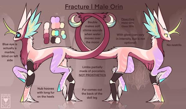 Fracture - Orin MYO entry