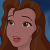 Beauty and the Beast - Belle Icon 4