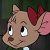 Great Mouse Detective - Olivia Icon 1
