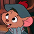 Great Mouse Detective - Olivia Icon 2
