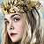 Maleficent - Aurora Icon 1 by EchoesOfAnEnigma