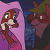 Robin Hood - Maid Marian and Robin Icon 1