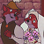 Robin Hood - Maid Marian and Robin Icon 2