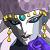 Ni no Kuni - The White Witch Icon 1 by EchoesOfAnEnigma