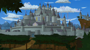 Castle of the Royal Pony Sisters