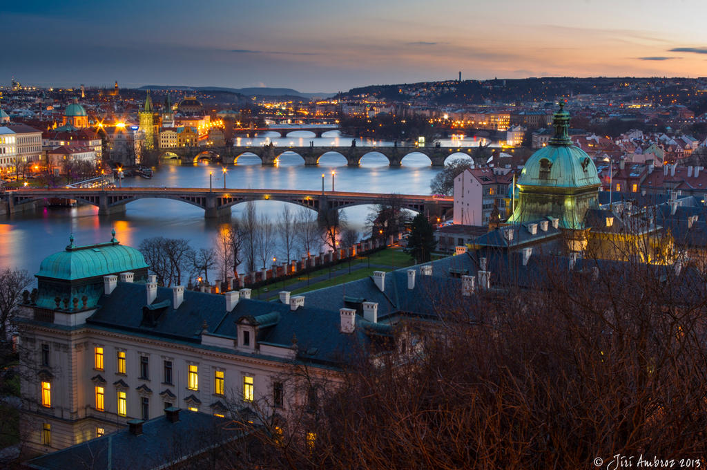 Bridges by Sigfodr