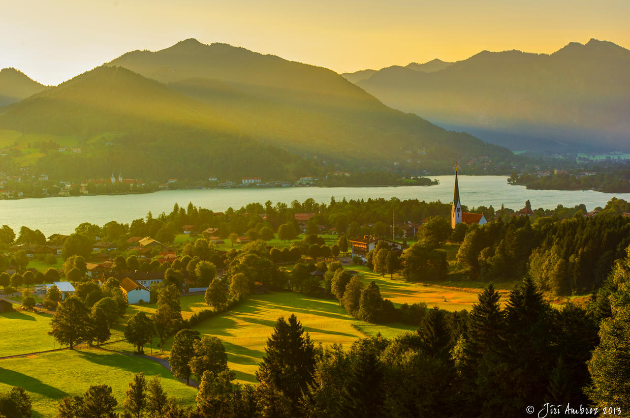 Bad Wiessee by Sigfodr